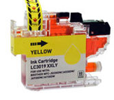 Brother Compatible InkJet Cartridge LC3019XXL LC-3019XXL Yellow Extra High Capacity Cartridge