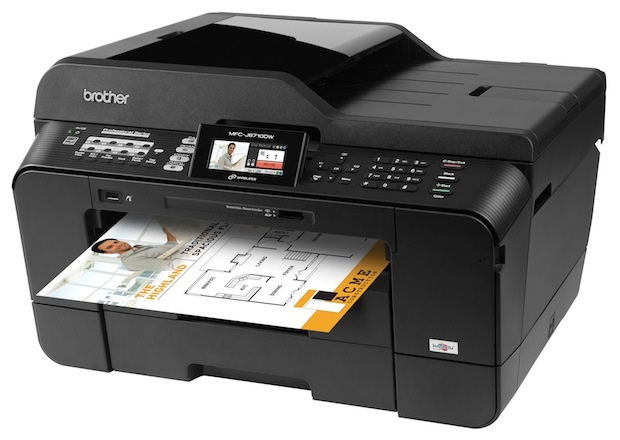 Brother MFC-J6510DW LC-75 LC-79 Inkjet Cartridges