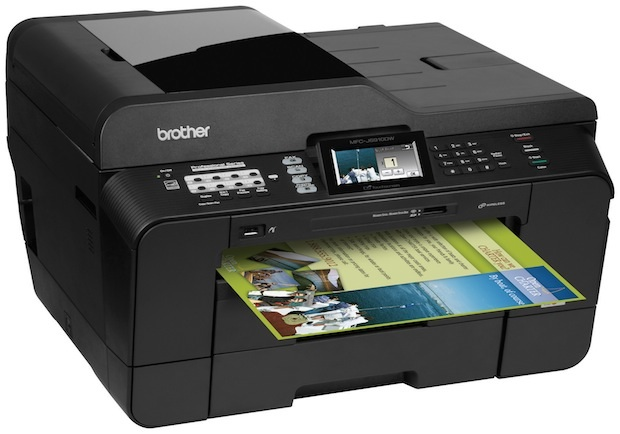 Brother MFC-J6910DW LC-75 LC-79 Inkjet Cartridges
