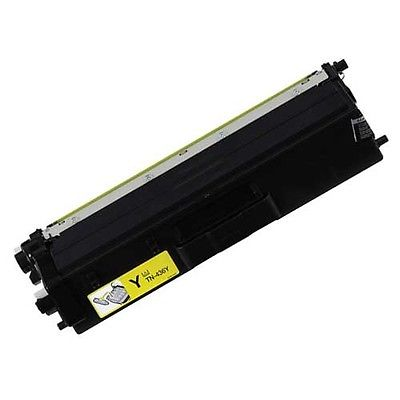 Brother TN439 (TN-439) Yellow New, Ultra High Capacity Compatible Cartridge