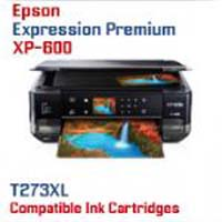 Epson Expression Premium XP-600 T-273XL Series Cartridges