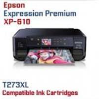 Epson Expression Premium XP-610 T-273XL Series Cartridges