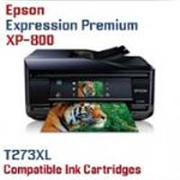 Epson Expression Premium XP-800 T-273XL Series Cartridges