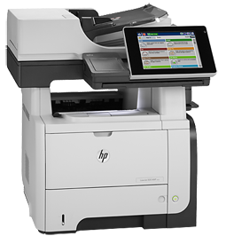HP LaserJet Enterprise 500 color MFP M575 Driver Download ...