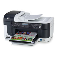 HP Officejet J4500 HP 901XL Black and Colour Cartridges