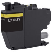 Brother Compatible InkJet Cartridge LC3013 LC-3013 Yellow High Capacity Cartridge