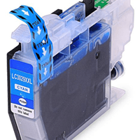Brother Compatible InkJet Cartridge LC3029XXL LC-3029XXL Cyan Extra High Capacity Cartridge
