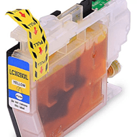 Brother Compatible InkJet Cartridge LC3029XXL LC-3029XXL Yellow Extra High Capacity Cartridge