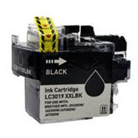 Brother Compatible InkJet Cartridge LC3019XXL LC-3019XXL Black Extra High Capacity Cartridge