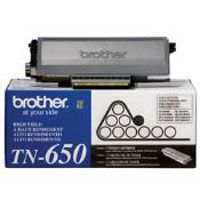 Brother TN650 TN-650 OEM Original Brother Laser Cartridge