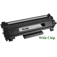 Brother TN730 TN760 TN-730 TN-760 New High Capacity Compatible Laser Cartridge