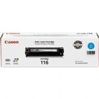 Canon 116 OEM Original Cyan Toner Cartridge