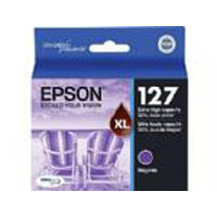 Epson OEM Original T127320 T127 Extra High Capacity Magenta Cartridge