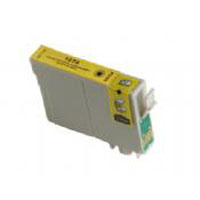 Epson T125420 T1254 Yellow Compatible InkJet Cartridge