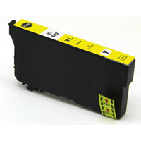 Epson Compatible T802420 T-802XL High Capacity Yellow InkJet Cartridge