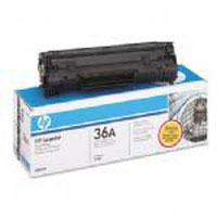 HP OEM CB436A 36A Original Toner Cartridge