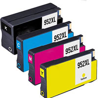 HP 952XL High Capacity Compatible Cartridges