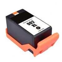 HP 902XL Black T6M14AN High Capacity New Compatible Cartridge