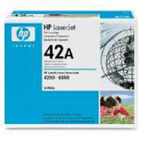 HP OEM Q5942A (42A) Original Laser Cartridge