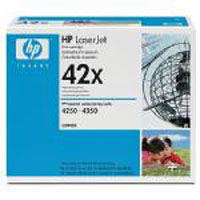 HP OEM Q5942X (42X) Original High Capacity Laser Cartridge
