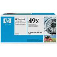 HP OEM Q5949X (49X) Original High Capacity Laser Cartridge