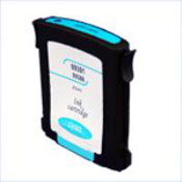 HP 940XL C4906AN New, Compatible High Capacity Cyan  High Yield Cartridge