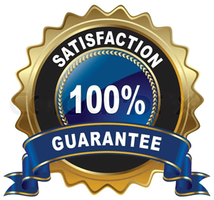 InkMagic No-Nonsense Satisfaction Guarantee