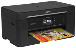 Brother MFC-J5520DW LC-203 LC-203 LC-205 LC205 Inkjet Cartridges